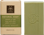Apivita Natural Soap με Ελιά 100gr