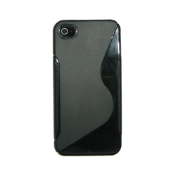 OEM Faceplate Flex Black (iPhone 5/5s/SE)
