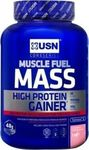 USN Muscle Fuel Mass 2000gr Φράουλα