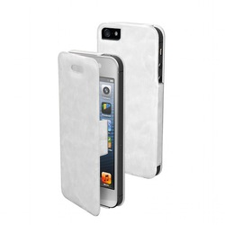 Muvit iFlip Folio White (iPhone 5/5s/SE)