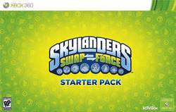 Skylanders Swap Force (Starter Pack) XBOX 360