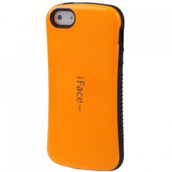 iFace Back Cover Orange (iPhone 5/5s/SE)