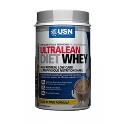 USN UltraLean Diet Whey 800g Σοκολάτα