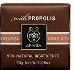 Apivita Natural Soap Πρόπολη 30gr