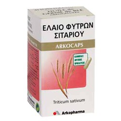 Arkopharma Arkocaps Wheat Germ Oil 45 κάψουλες