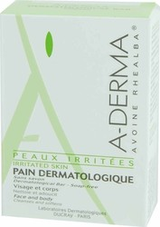 A-Derma Les Indispensables Dermatological Bar 100gr
