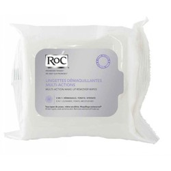 Roc Multi-Action Make-Up Remover Wipes 3 in 1 25τμχ