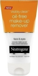Neutrogena Visibly Clear Oil Free Makeup Remover 150ml
