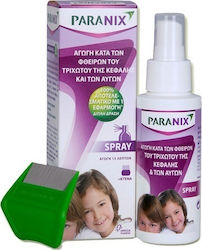 Paranix Spray 100ml + χτένα