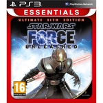 Star Wars: The Force Unleashed - Ultimate Sith Edition (Essentials) PS3