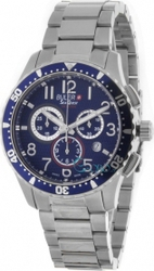 Buler Sea Quest Stainless Steel Chronograph 37.123