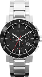 Burberry Watch Swiss Chronograph Stainless Steel Bracelet BU9380