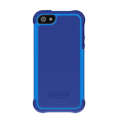Ballistic Shell Gel Blue (iPhone 5/5s/SE)