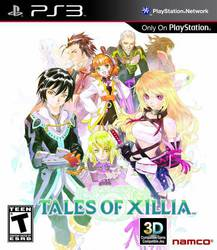 Tales of Xillia (Collector's Edition) PS3
