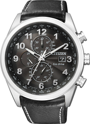 Citizen Xl Analog Quarz Leder AT8011-04E