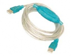 Viewcon USB Cable USB-A male - USB-A male (VE013)