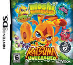 Moshi Monsters: Katsuma Unleashed DS