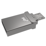 PQI Connect 201 USB 2.0 & micro USB 32GB
