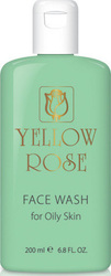 Yellow Rose Face Wash for Oily Skin 200ml