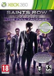 Saints Row: The Third (The Full Package - Classics) XBOX 360