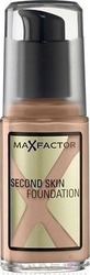 Max Factor Second Skin Make Up 80 Bronze 30ml