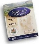 NATURE'S HARVEST ADULT CHICKEN AND RICE 10X395GR