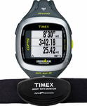 Timex Ironman Easy Trainer 2.0 GPS HRM Grey