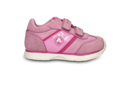 CROCS ΑΘΛΗΤΙΚΟ ΠΑΠΟΥΤΣΙ RETRO SPRINT SNEAKER KIDS 6I6 CARNATION/MAGENTA (#12488)