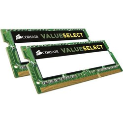 Corsair Value Select 4GB DDR3-1600MHz (CMSO8GX3M2C1600C11)