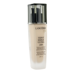 Lancome Teint Idole Ultra 24H Wear & Comfort Foundation SPF 15 10 Beige Porcelaine 30ml