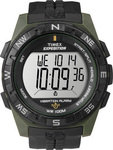 Timex Expedition Black Rubber Strap T49852