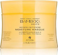 Alterna Bamboo Smooth Kendi Intense Moisture Masque (For Strong, Sleek, Frizz-Free Hair) 150ml