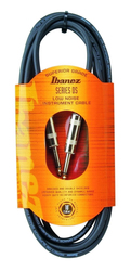 Ibanez Instrument Cable 6.3mm male - 6.3mm male 3m (DSC10)