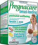 Vitabiotics Pregnacare Breast Feeding 84 ταμπλέτες
