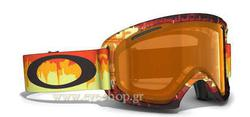 Oakley O2 Xl Snow Oo7045 59-087