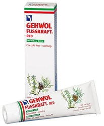 Gehwol Fusskraft Red For Normal Skin 125ml