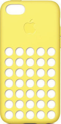 Apple Back Cover Yellow (iPhone 5c)