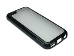 Sandberg Hard Soft Cover Black (iPhone 5c)