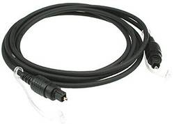 Klotz Digital Optical Audio Cable TOS male - TOS male 1m (FOPTT01)