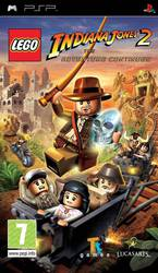 LEGO Indiana Jones 2 The Adventure Continues (Essentials) PSP