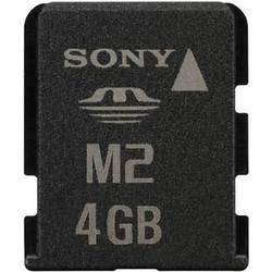 Sony Memory Stick Micro (M2) 4GB (MS-A4GN)