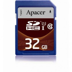 Apacer SDHC 32GB Class 10 UHS-1