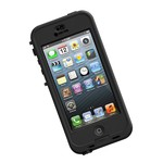 LifeProof Nuud Case Black (iPhone 5/5s/SE)