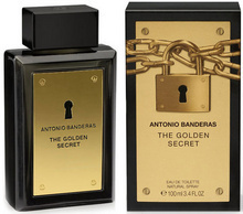Antonio Banderas Golden Secret Eau de Toilette 50ml