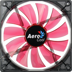 Aerocool Lightning 140mm Red LED