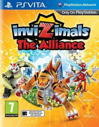 Invizimals The Alliance PSVita