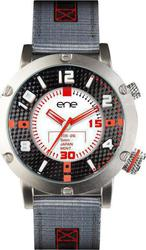 ENE Light Grey Case Grey Fabric Strap 654000111