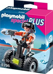 Playmobil Top Agent με Balance Racer
