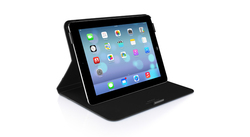 Macally Slim Protective Case & Stand for iPad Air
