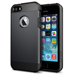 Spigen Tough Armor για Apple iPhone 5/5s Smooth Black